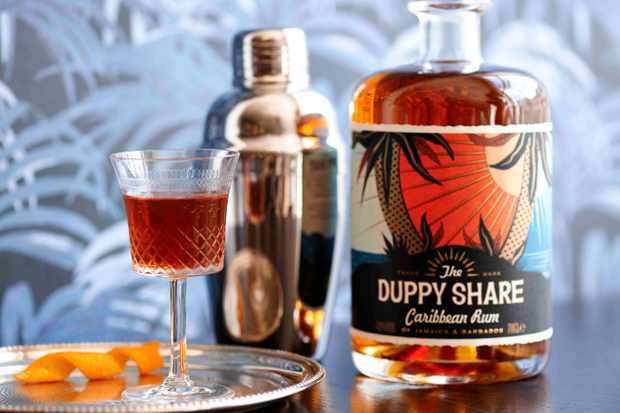 The Duppy Share Rum