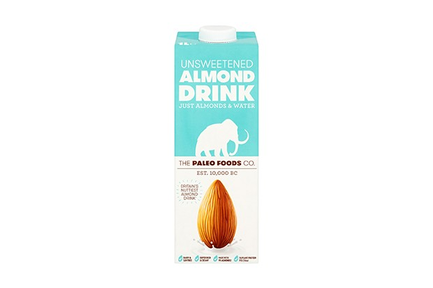 The Paleo Foods co. almond drink