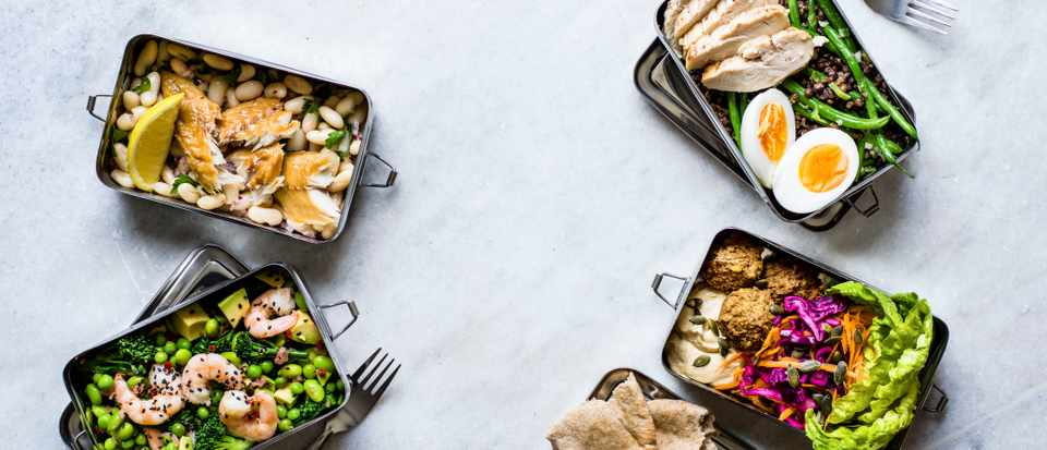 4 Quick and Easy Lunch Box Recipes