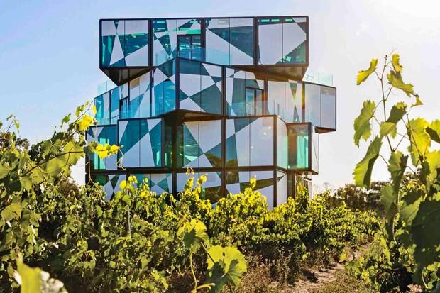 D'Arenberg Cube McLaren Vale