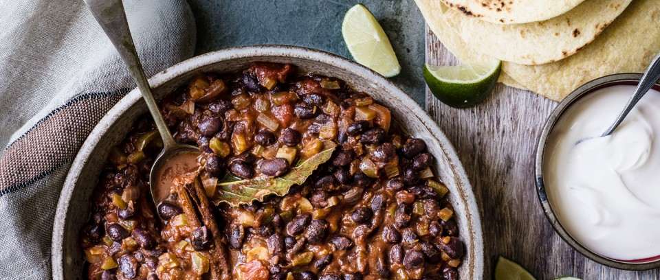 Easy Black Bean Recipes Olivemagazine