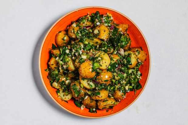 Bubu Dundee Potato salad