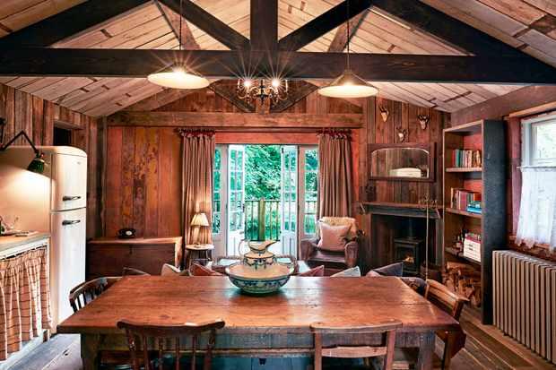 Soho House Babington House Cabin
