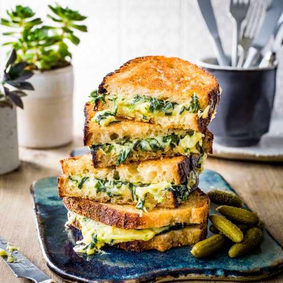 Gruyère Cheese Sandwich Recipe