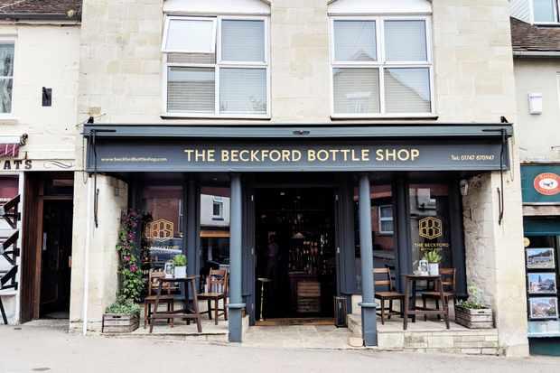 The Beckford Bottle Shop