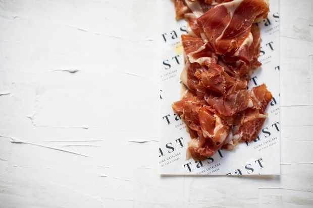 Pernil ibèric - Iberian Ham