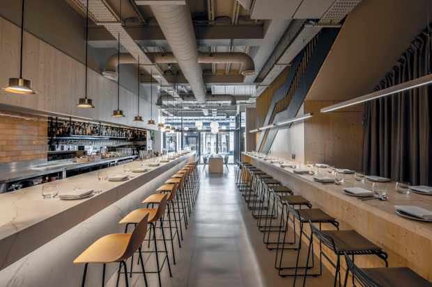 TAST, Manchester: Restaurant Review