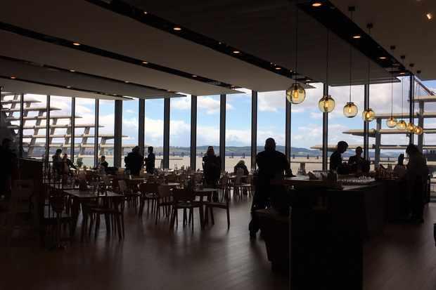 Tatha Restaurant at V and A Dundee