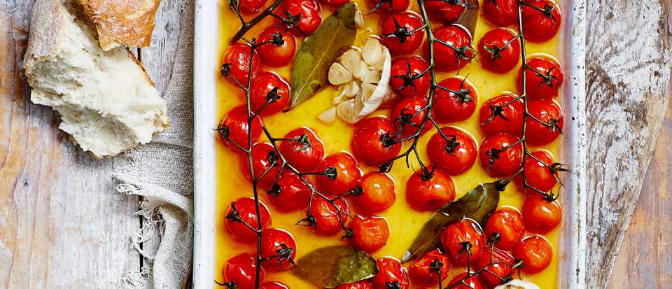 Easy cherry tomato recipes