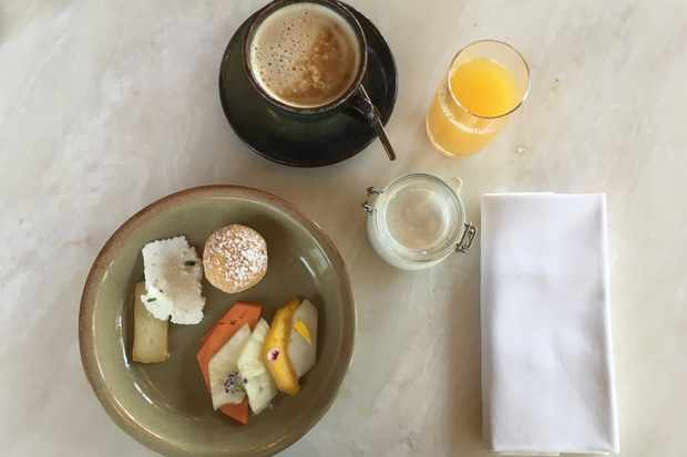 Breakfast at Sublime Comporta