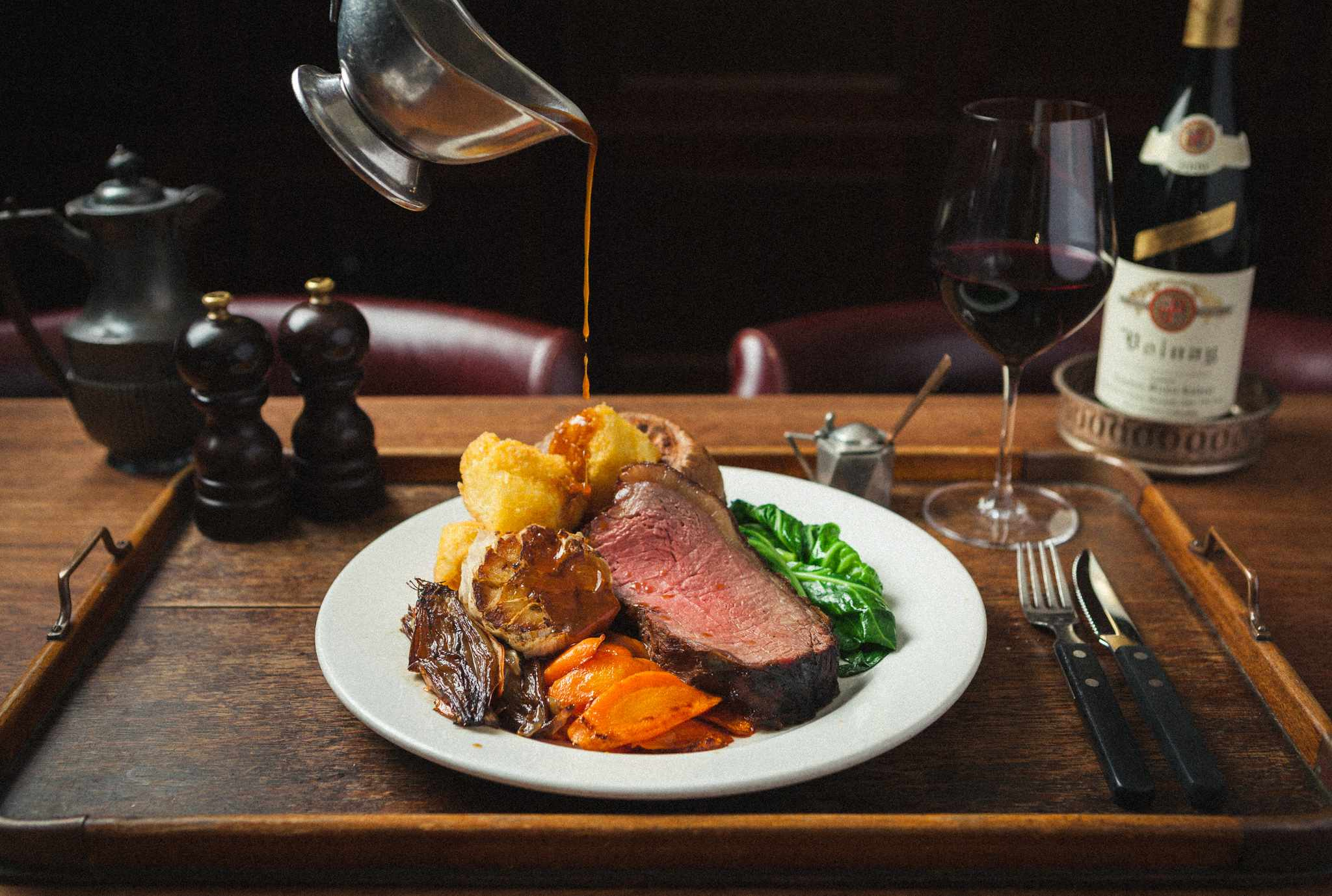 Hawksmoor, Edinburgh: Restaurant Review