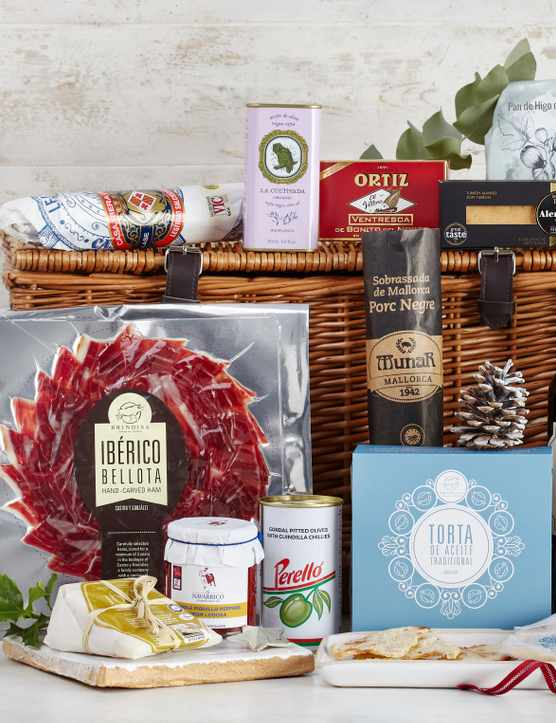 Brindisa Christmas Spanish Hamper