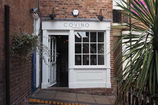Covino, Chester