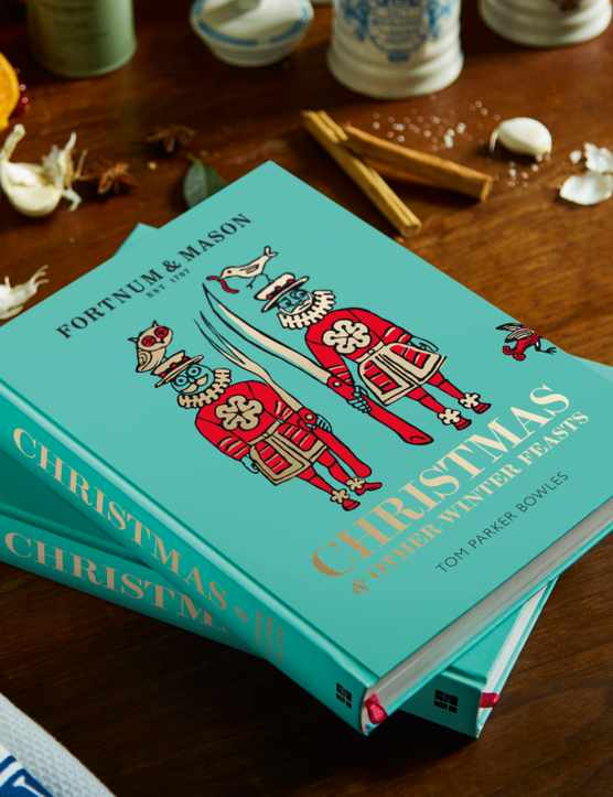 Win Fortnum & Mason's new cookbook, Christmas & Other Winter Feasts