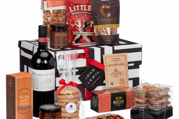 John Lewis and Partners Winter Spice Gift Box £70