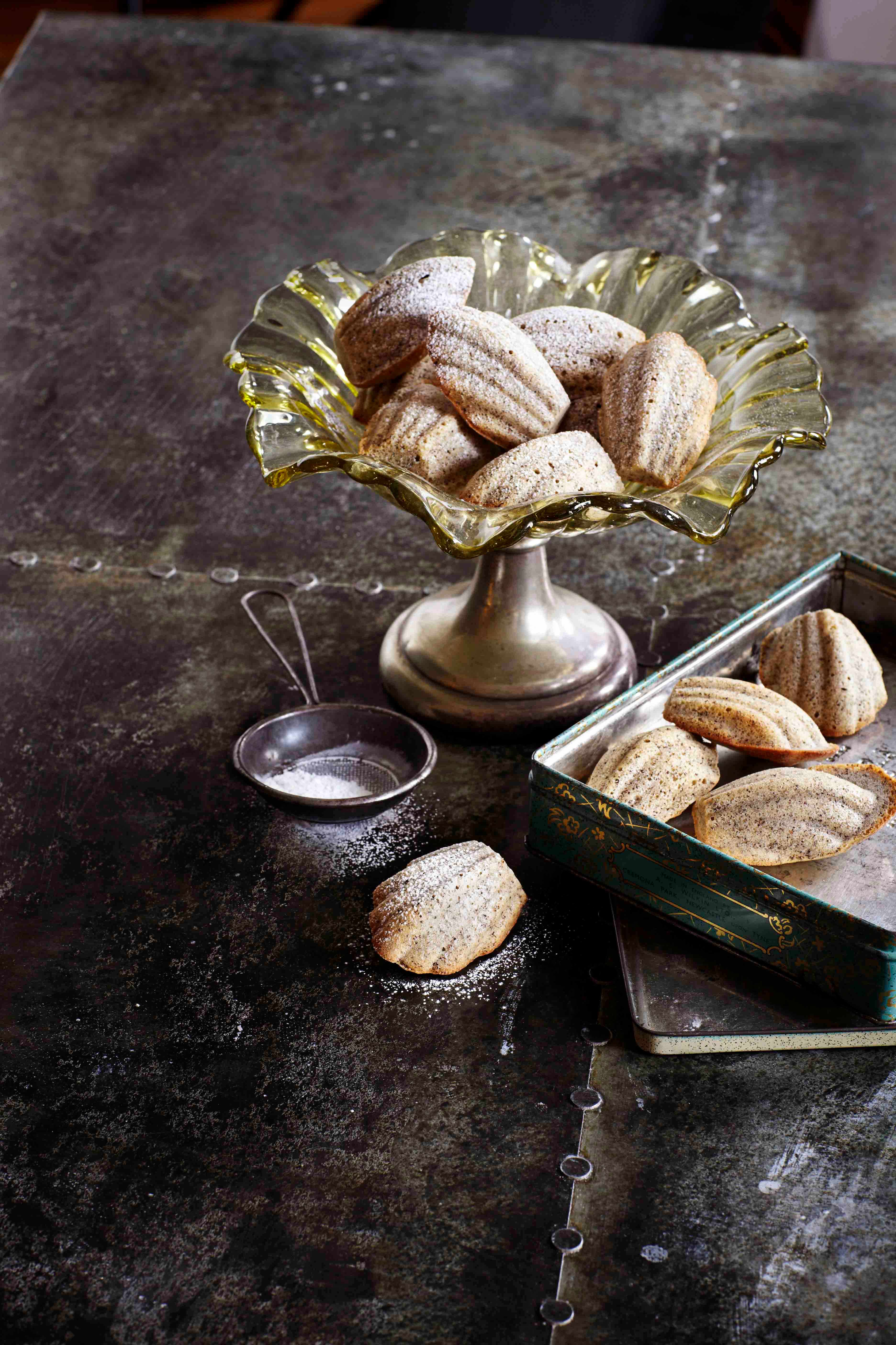 Easy Madeleine Recipe With Chai Spices
