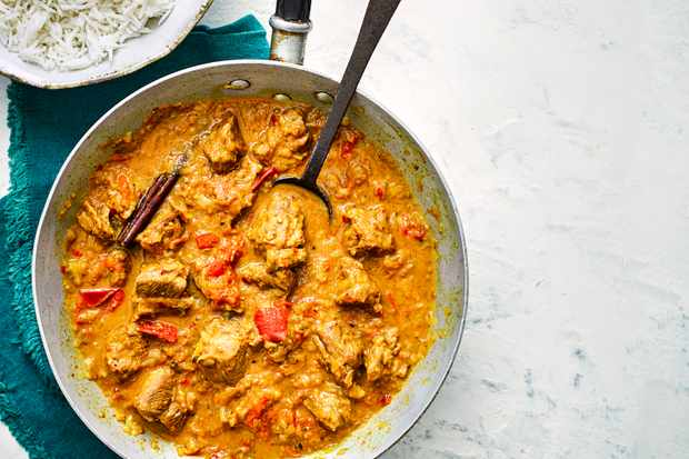 Easy Lamb Bhuna Recipe