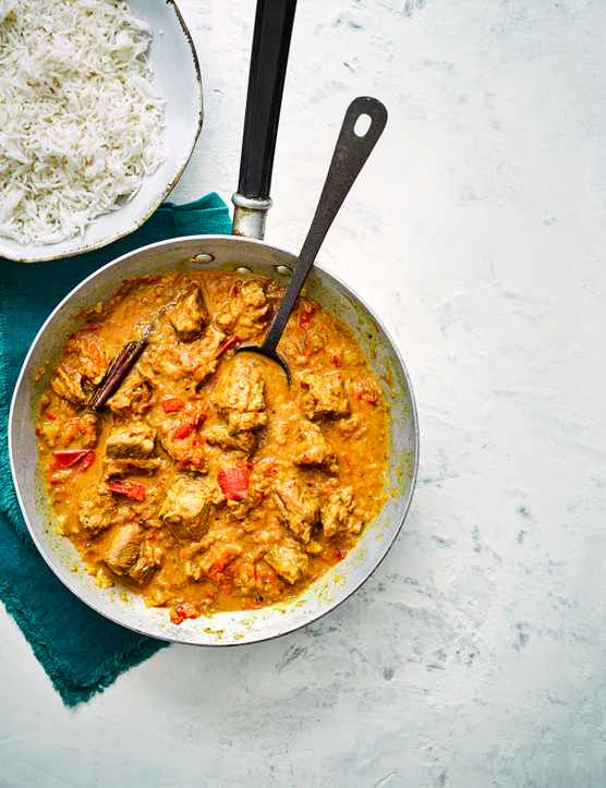 Easy Lamb Bhuna Recipe