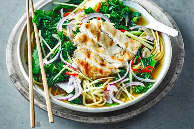 Chicken Ramen Noodles Recipe