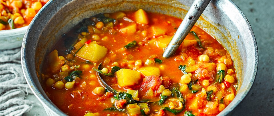 21 Easy Vegetable Soup Recipes And Vegan Soups Olivemagazine