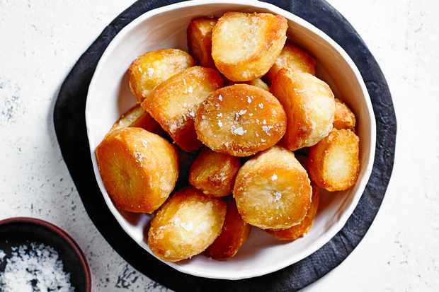 Best Roast Potatoes Ever Recipe
