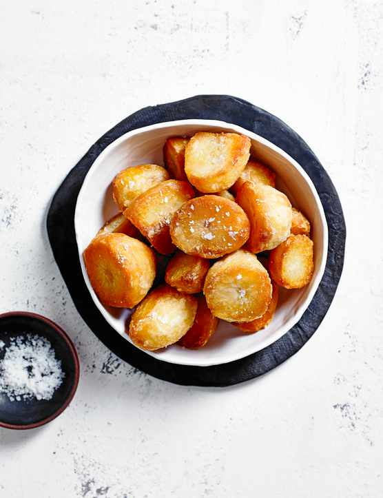 Best Roast Potatoes Ever Recipe