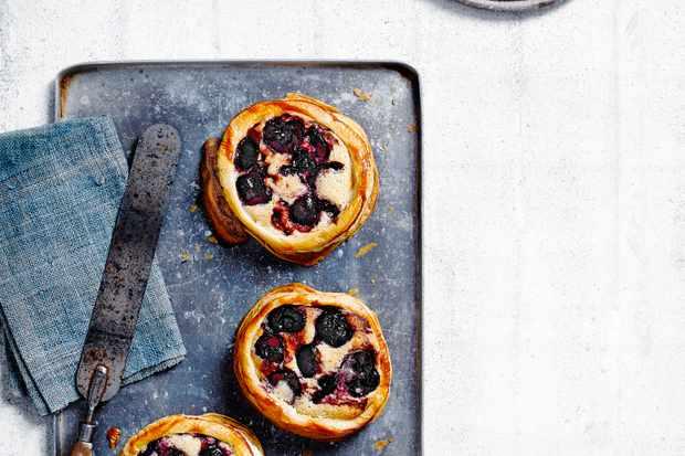Almond Frangipane Recipe with Cherries