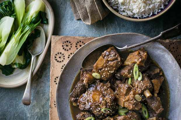 Oxtail Recipe with Orange and Szechuan Peppercorns