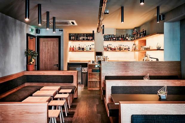 Scout Bar, Hackney Central