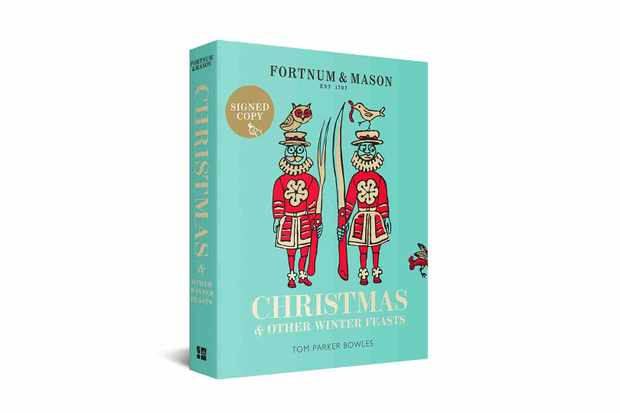 Fortnum and Masons Cookbook COMpetition