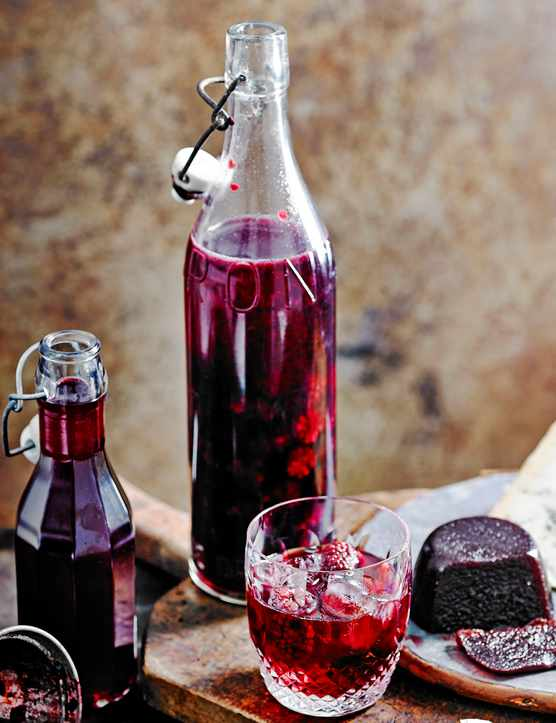 Blackberry Whisky Recipe