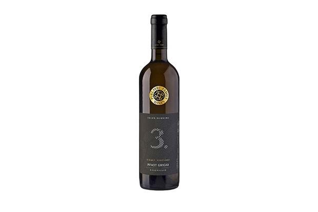 Puklavec 'Seven Numbers 3' Pinot Grigio 2016, Slovenia