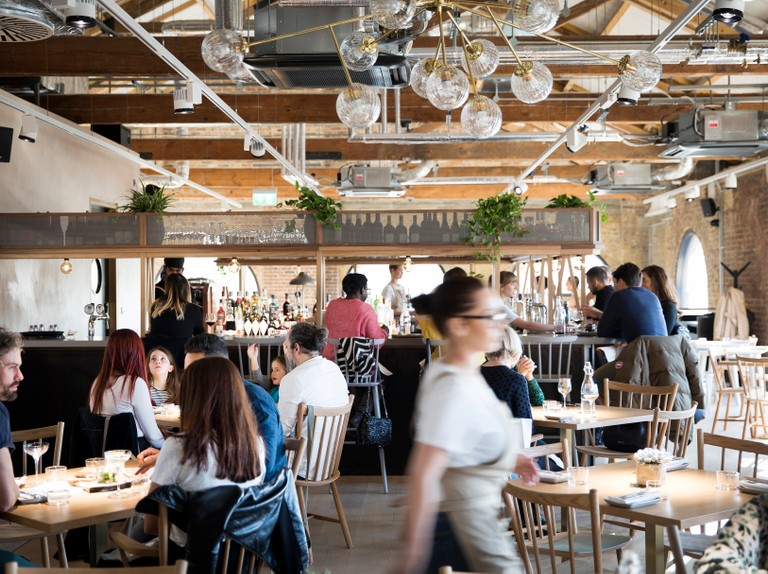 Hicce Kings Cross Restaurant Review Olivemagazine