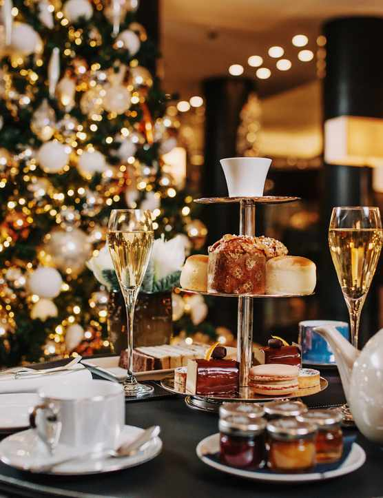Best Christmas Afternoon Teas in London, 2018 Guide