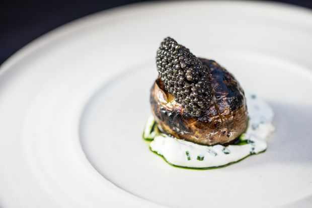 Restaurant Sat Bains, Nottingham: Restaurant Review