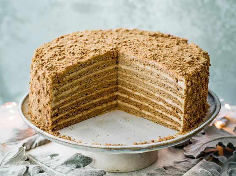Russian Honey Cake Recipe Olivemagazine