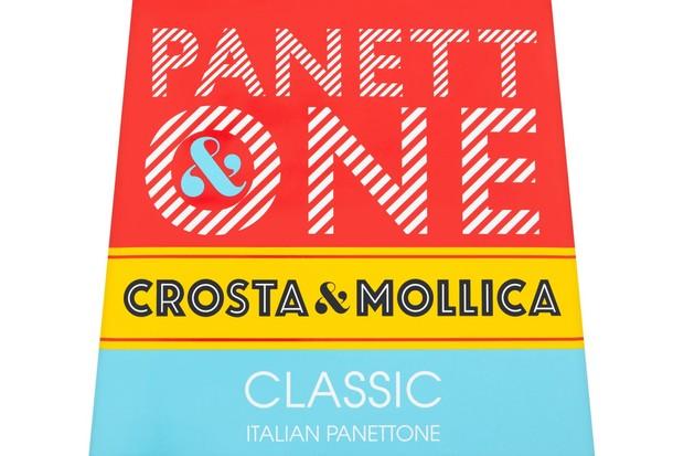 Crosta and Mollica classic panettone