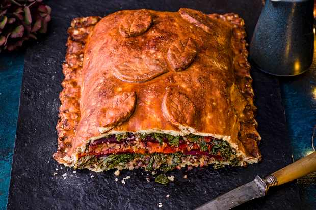 Vegan Wellington Recipe