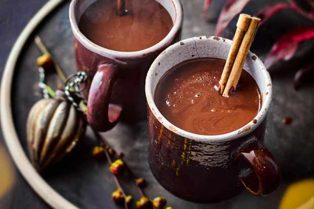 Red Wine Hot Chocolate Recipe