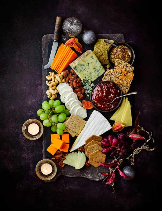 Christmas Cheese Board Ideas for The Ultimate Cheese Platter