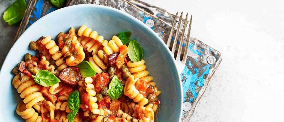 22 Easy Vegetarian Pasta Recipes Olivemagazine