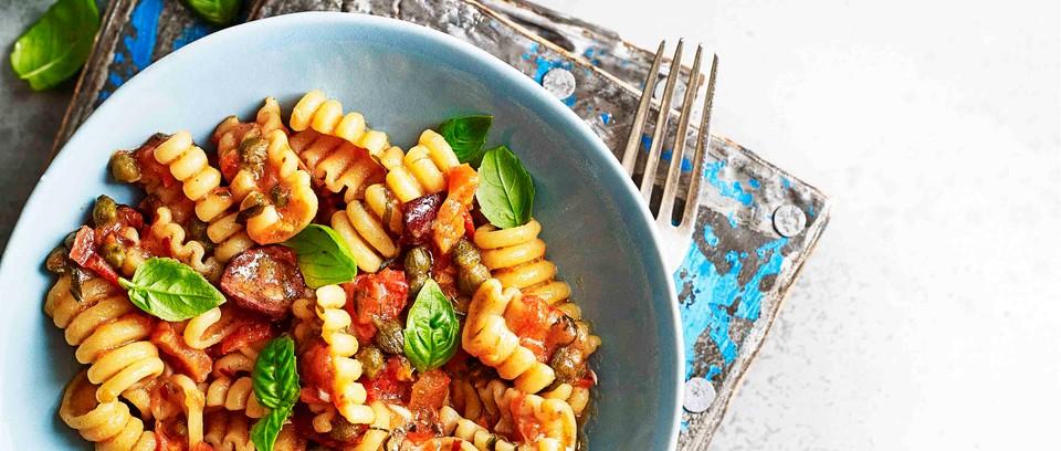 27 Easy Vegetarian Pasta Recipes Olivemagazine