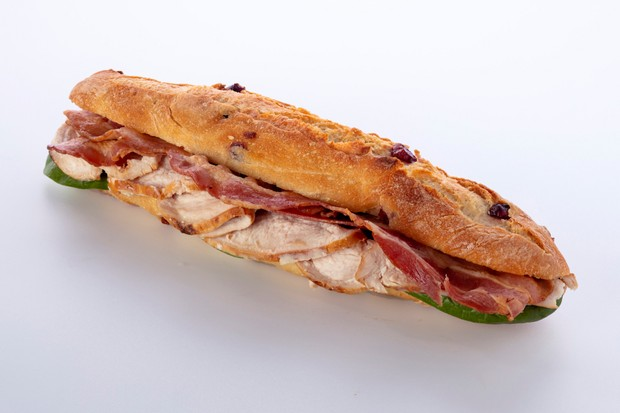 PAUL Sandwich Dinde de Noël