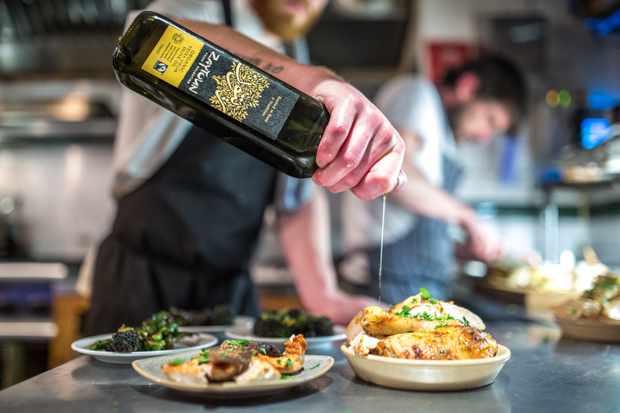 Poco Palestinian Fairtrade Supper-35