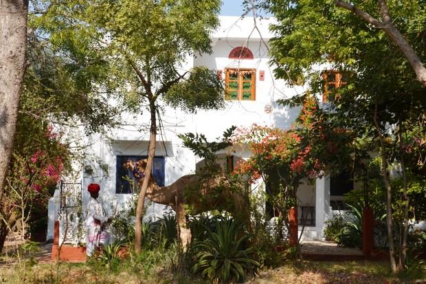 Ranakpur Camel Lodge