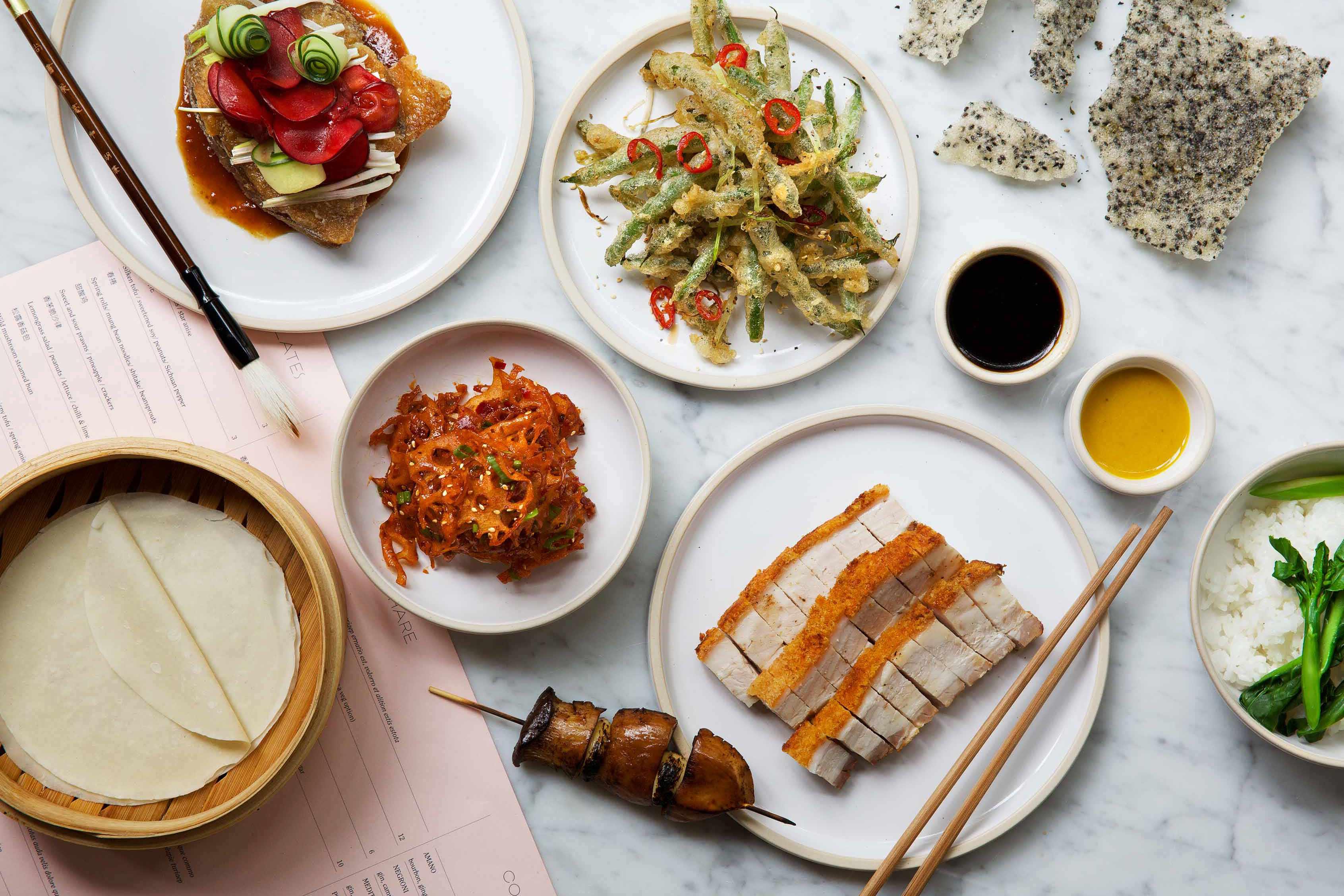 Kym's, London EC4: Restaurant Review