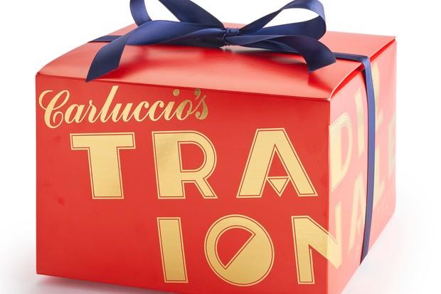 Carluccio's traditional panettone