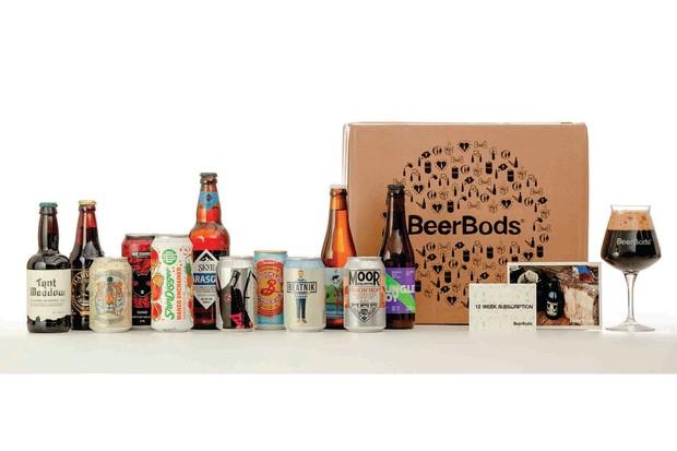 BeerBods Beer Subscription Hamper