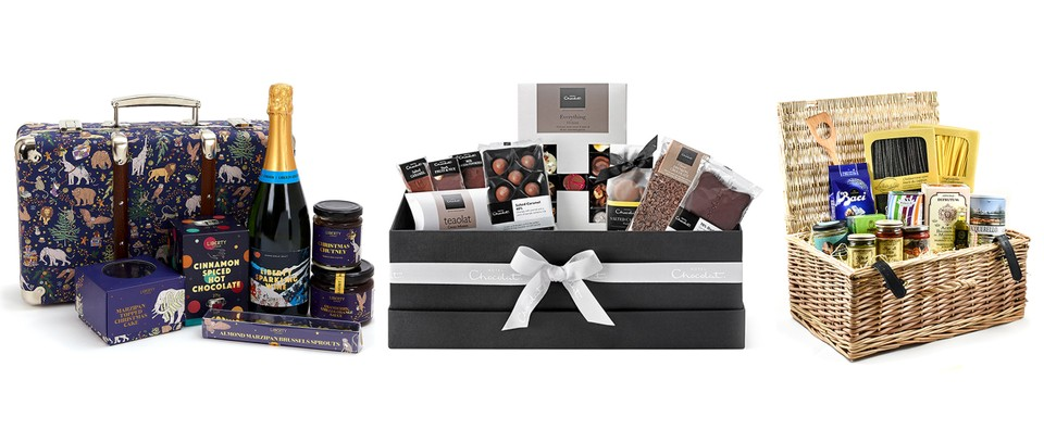 Best Foodie Hampers For Christmas 2020 Olivemagazine