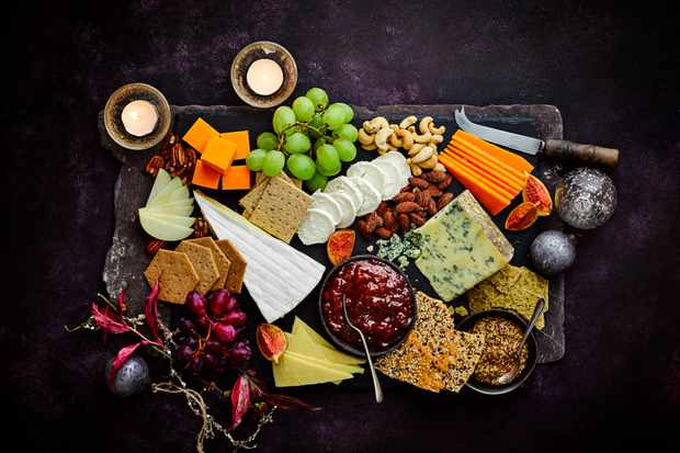 Christmas Cheese Board Ideas.Christmas Cheese Board Ideas For The Ultimate Cheese Platter